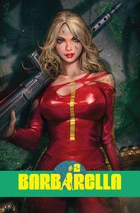[Barbarella #2 (Cover B Chew) (Product Image)]