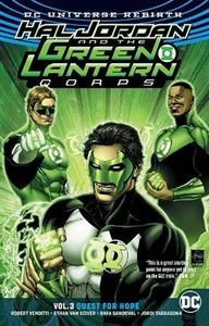 [Hal Jordan & The Green Lantern Corps: Volume 3: Quest For Hope (Rebirth) (Product Image)]