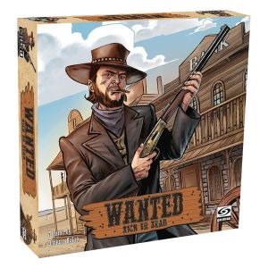 [Wanted: Rich Or Dead (Product Image)]