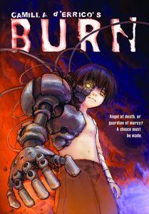 [Camilla D'Errico: Burn (Product Image)]