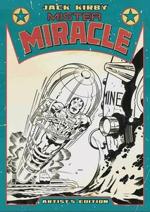 [Jack Kirby: Mister Miracle (Artist Edition Hardcover) (Product Image)]