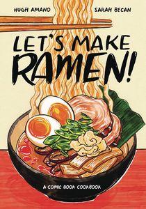 [Let's Make Ramen!: A Comic Book Cookbook (Product Image)]