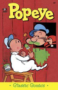 [Popeye: Classics #27 (Product Image)]