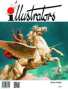 [Illustrators Magazine #3 (Product Image)]