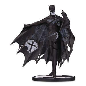[Batman: Statue: Black White Batman By Gerard Way (Product Image)]