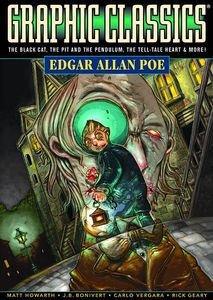 [Graphic Classics: Volume 1: Edgar Allan Poe (Product Image)]