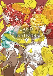[Land Of The Lustrous: Volume 5 (Product Image)]