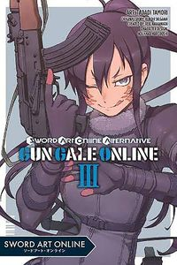 [Sword Art Online: Alternative Gun Gale: Volume 3 (Product Image)]