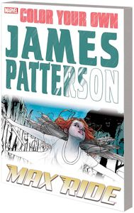[Color Your Own: James Patterson (Product Image)]
