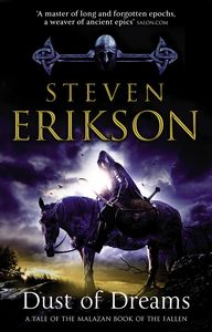 [Malazan Book Of The Fallen: Book 9: Dust Of Dreams (Signed Edition) (Product Image)]