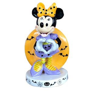 [Disney: Halloween Figurine: Minnie (Product Image)]