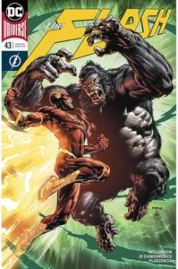 [Flash #43 (Variant Edition) (Product Image)]