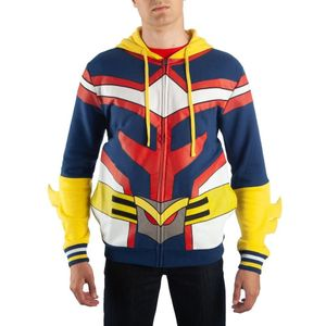 [My Hero Academia: Hoodie: All Might (Product Image)]