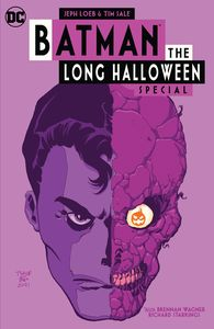 [Batman: Long Halloween Special (One Shot Tim Sale Variant) (Product Image)]