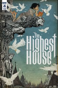 [Highest House #4 (Cover A Shimizu) (Product Image)]