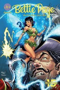 [Bettie Page: Unbound #4 (Cover A Royle) (Product Image)]
