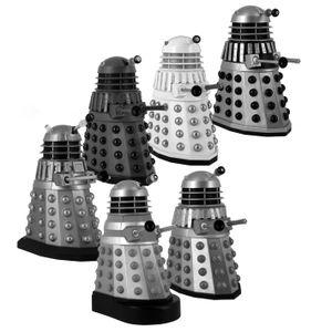 [Doctor Who: Talking Daleks: Set Of 6 (Product Image)]