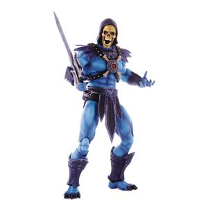 [Masters Of The Universe: 1:6 Scale Action Figure: Skeletor (Product Image)]