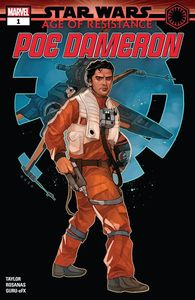[Star Wars: Age Of Rebellion: Poe Dameron #1 (Product Image)]