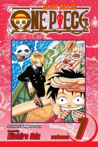 [One Piece: Volume 7 (Product Image)]