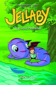 [Jellaby: Volume 1: Lost Monster (Product Image)]