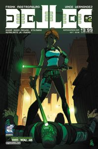 [Dellec: Volume 2 #2 (Cover A Gunnell) (Product Image)]