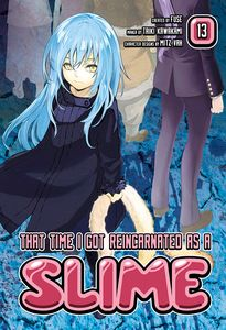 [That Time I Got Reincarnated As A Slime: Volume 13 (Product Image)]