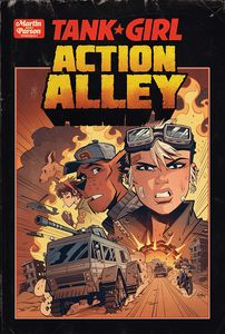 [Tank Girl: Action Alley (Product Image)]