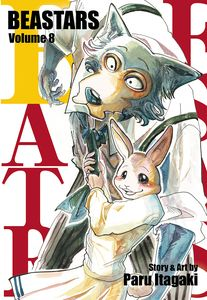 [Beastars: Volume 8 (Product Image)]