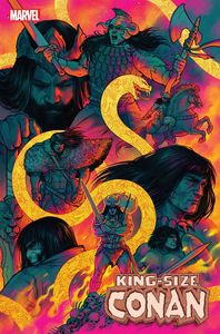[King-Size Conan #1 (Bartel Variant) (Product Image)]