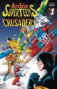 [Archie Superteens Vs Crusaders #1 (Cover B Grummett) (Product Image)]