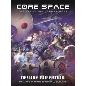 [Core Space: Deluxe Rule Book (Product Image)]