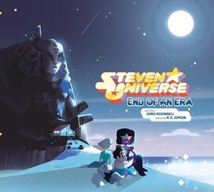 [Steven Universe: End Of An Era (Hardcover) (Product Image)]