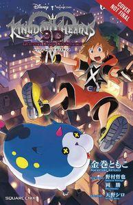 [Kingdom Hearts 3D: Dream Drop Distance (Light Novel) (Product Image)]