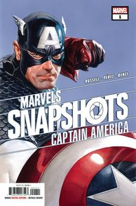 [Captain America: Marvels Snapshot #1 (Product Image)]
