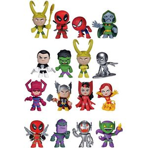 [Marvel: Mystery Mini Figures (Product Image)]