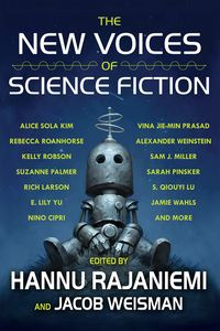 [The New Voices Of Science Fiction (Product Image)]