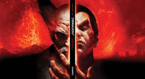 [The Art Of Tekken: A Complete Visual History: Deluxe Edition (Hardcover) (Product Image)]