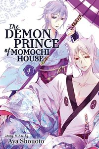 [The Demon Prince Of Momochi House: Volume 4 (Product Image)]