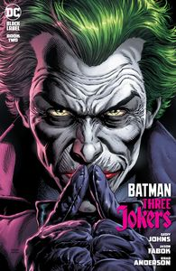 [Batman: Three Jokers #2 (Product Image)]