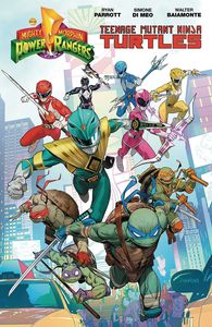 [Power Rangers/Teenage Mutant Ninja Turtles (Product Image)]