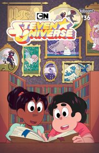 [Steven Universe: Ongoing #36 (Cover A Pena) (Product Image)]