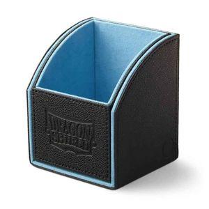 [Dragon Shield: Nest Box 100: Blue/Black (Product Image)]