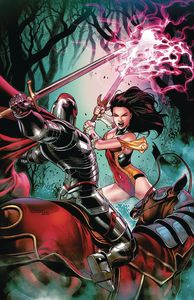 [Grimm Fairy Tales #19 (Cover B Chen) (Product Image)]