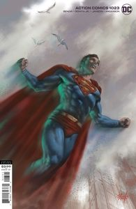 [Action Comics #1023 (L Parrillo Variant) (Product Image)]