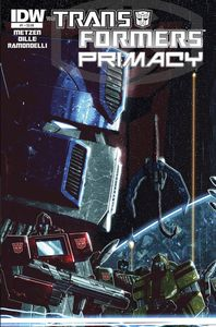 [Transformers: Primacy #1 (Product Image)]