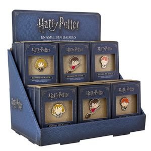 [Harry Potter: Enamel Pin Badges: Characters (Product Image)]