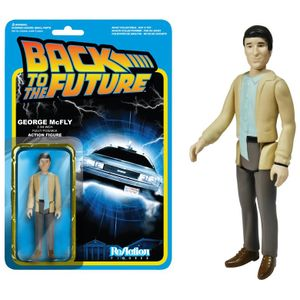 [Back To The Future: ReAction Figure: George McFly (Product Image)]
