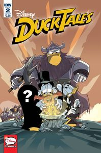 [DuckTales #2 (Cover B Ghiglione) (Product Image)]