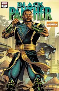 [Black Panther #25 (Reborn Variant) (Product Image)]